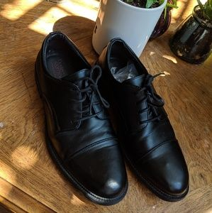 ✨👞Dexter Black Leather Men's Loafers👞✨